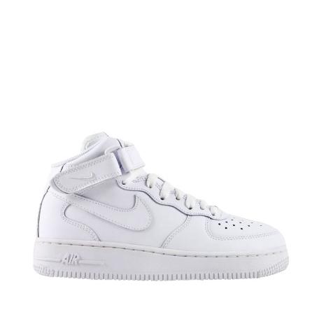 Nike air force 1 mid 314195 113 wit wit online bestellen