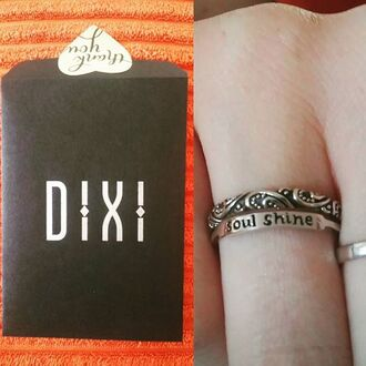 jewels shop dixi sterling silver rings