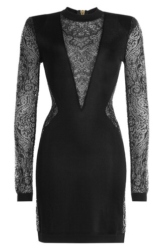dress mini dress mini lace black
