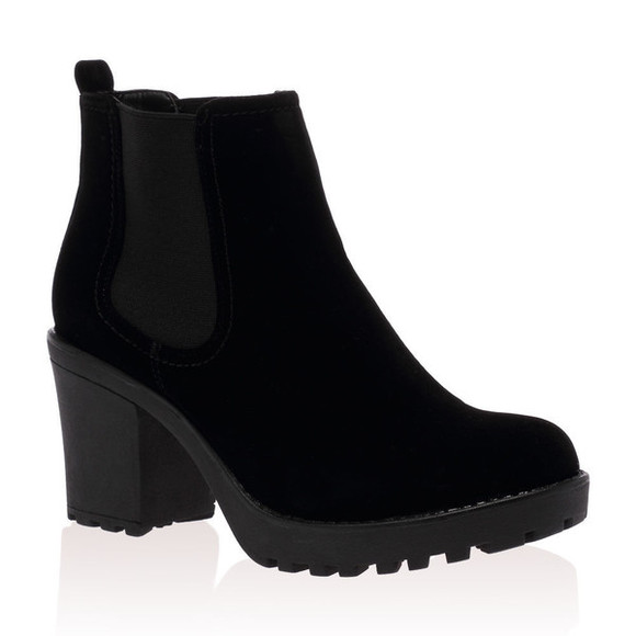 ankle boots black boots chelsea boots suede boots