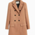 Limited Edition Beige Coat - Choies.com