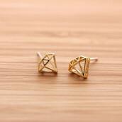 jewels,jewelry,stud,stud earrings,diamonds,diamond earrings