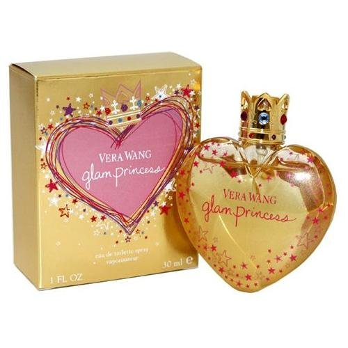 Vera wang glam princess perfume eau de toilette spray 1.0 oz / 30 ml