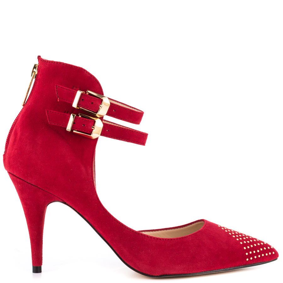 Adriena 2 - D Red Suede, Guess, 99.99, FREE 2nd Day Shipping!
