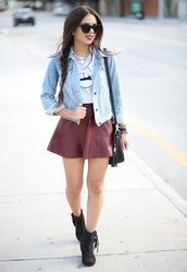 nany's klozet,shirt,skirt,jacket,shoes,bag,jewels,sunglasses,black fringe,black bag