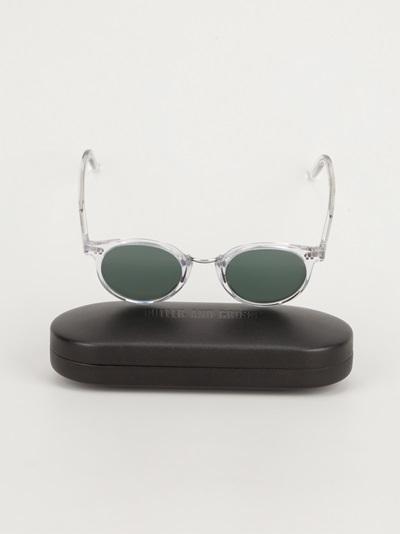 Cutler & Gross Teashade Sunglasses - Mode De Vue - Farfetch.com