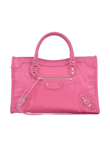 Balenciaga classic bag pink bag pink
