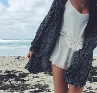 dress wite crochet