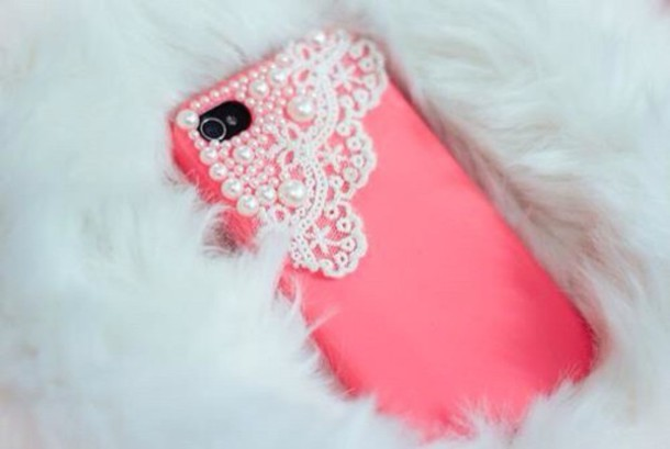 hair accessory phone cover iphone case