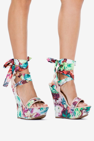 shoes floral wedges ankle strap floral wedges ankle strap floral wedges
