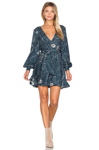 Keepsake dress mini dress mini navy