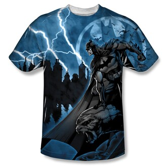 t-shirt teehunter batman superhero superheroes comics comic shirt