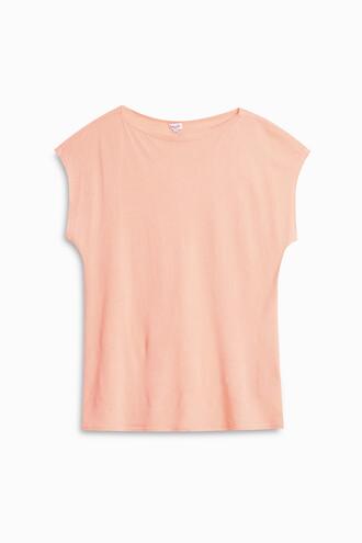 t-shirt shirt vintage orange top