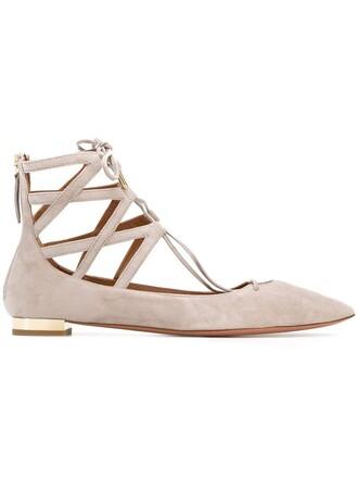 zip grey shoes