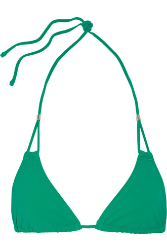 bikini bikini top triangle bikini triangle swimwear