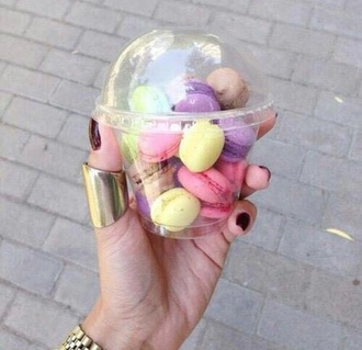 macaroon cute lifestyle colorful sweet style candy