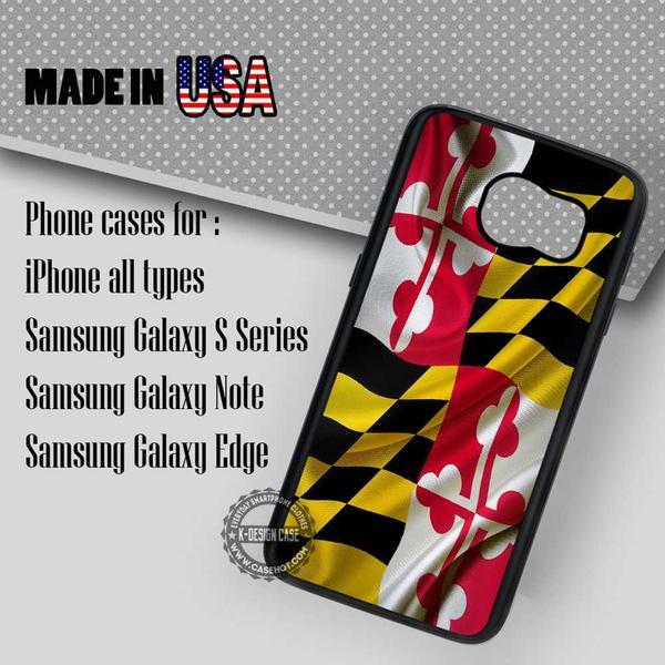 Samsung S7 Case - Flag UMD University- iPhone Case #SamsungS7Case #art #yn