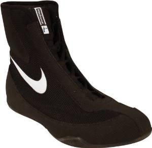 Amazoncom Nike Machomai Mid Boxing Shoes Blackwhite 11