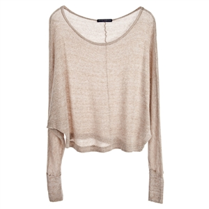 SHOP SUSTAINABLE FASHION - Brandy Melville Kayla Knit Sweater