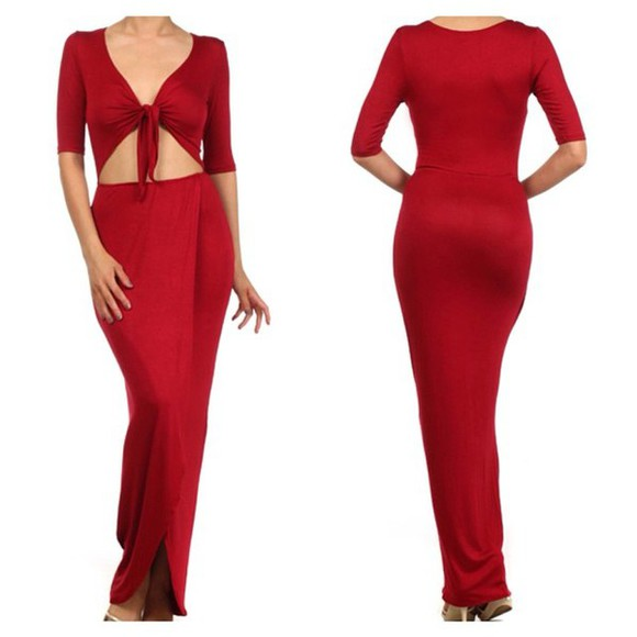 shop dress red dress red