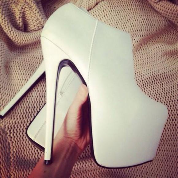 platform shoes platform heels