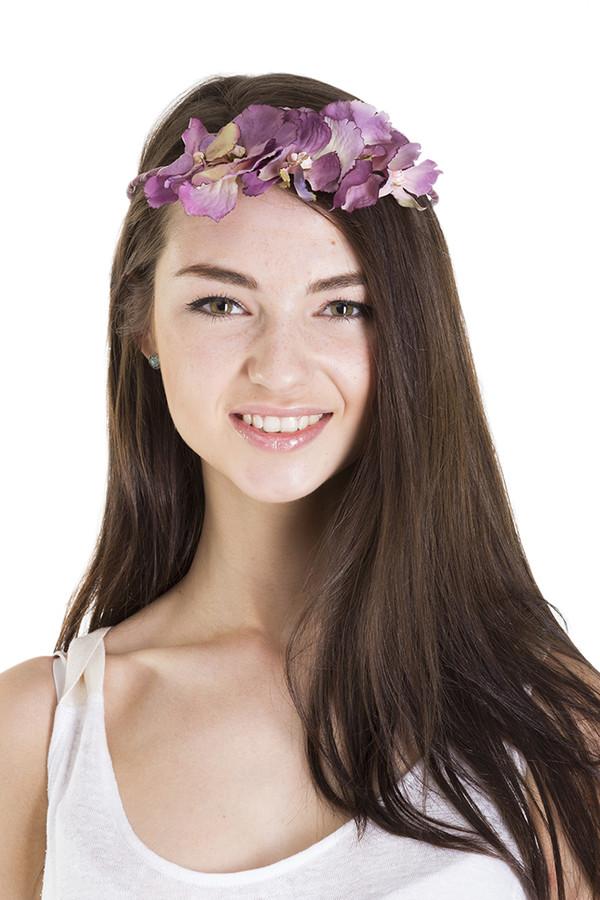 hair accessory xirl flower crown festival summer