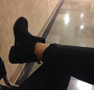 shoes steve madden steve madden boots elastic