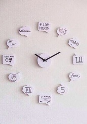 jewels,clock,bag,home accessory,quote on it,funny,tumblr,instagram,pinterest,home decor,cute,cool