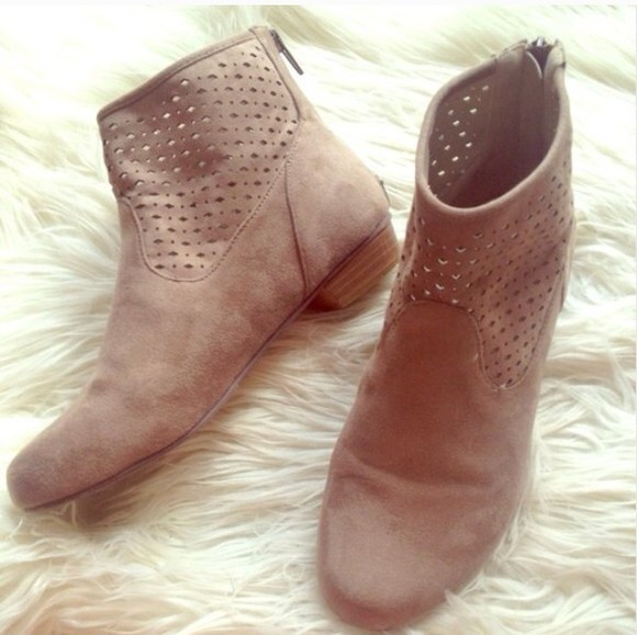boots taupe heels booties shoes booties fringe ankle boots taupe heels taupe booties taupe boots taupe suede ankle boots taupe pumps cut out ankle boots heels boots Boots with Heels boots with cutouts