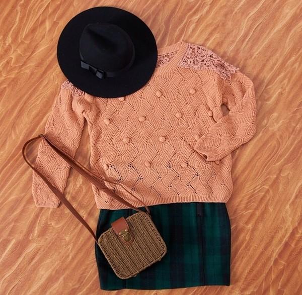 blouse pink romwe