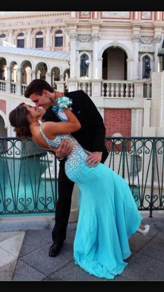 dress blue prom dress prom clothes dress for girls girls clothing girls dress prom dress prom gown cheap prom dress