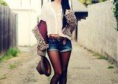 jacket,leopard print,black hair,fur,faux,faux fur,faux fur jacket,faux fur coat