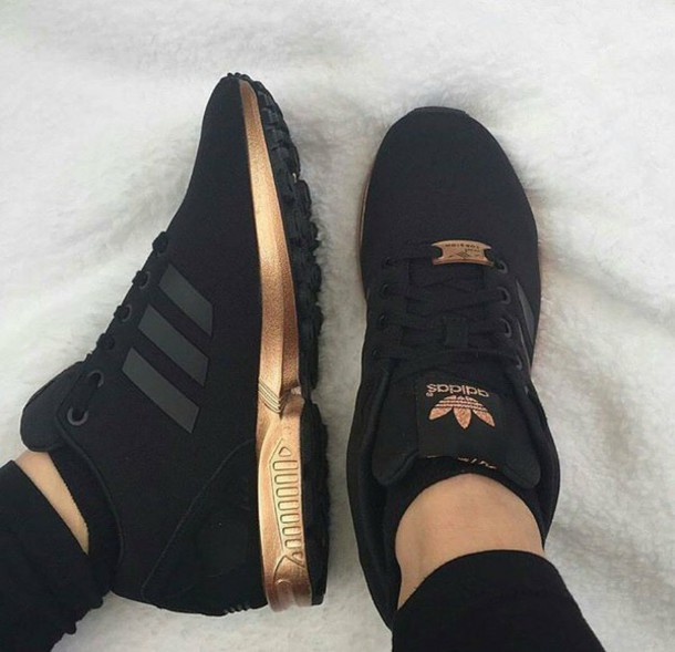 Shoes Black Gold Black And Gold Adidas Adidas Shoes