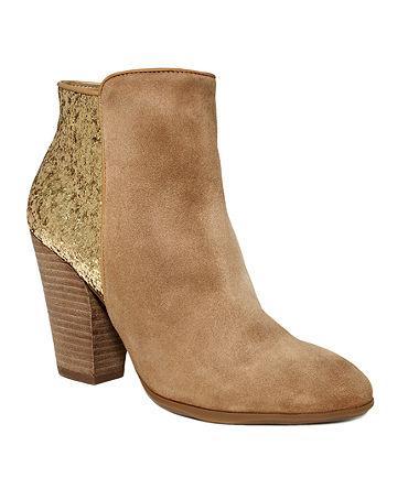 GUESS Women's Shoes, Cardio Booties - Shoes - Macy's