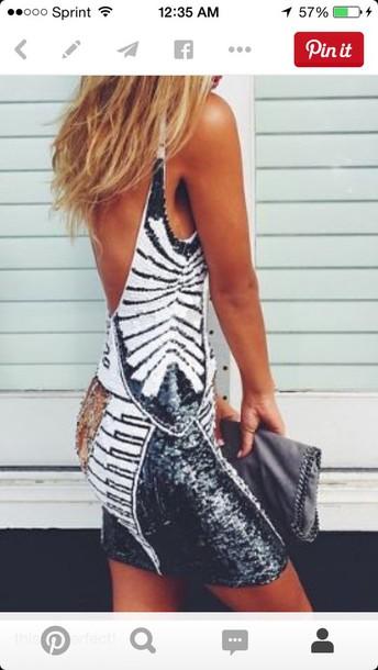 dress summer dress backless dress style beach dress summer glitter dress birthday dress