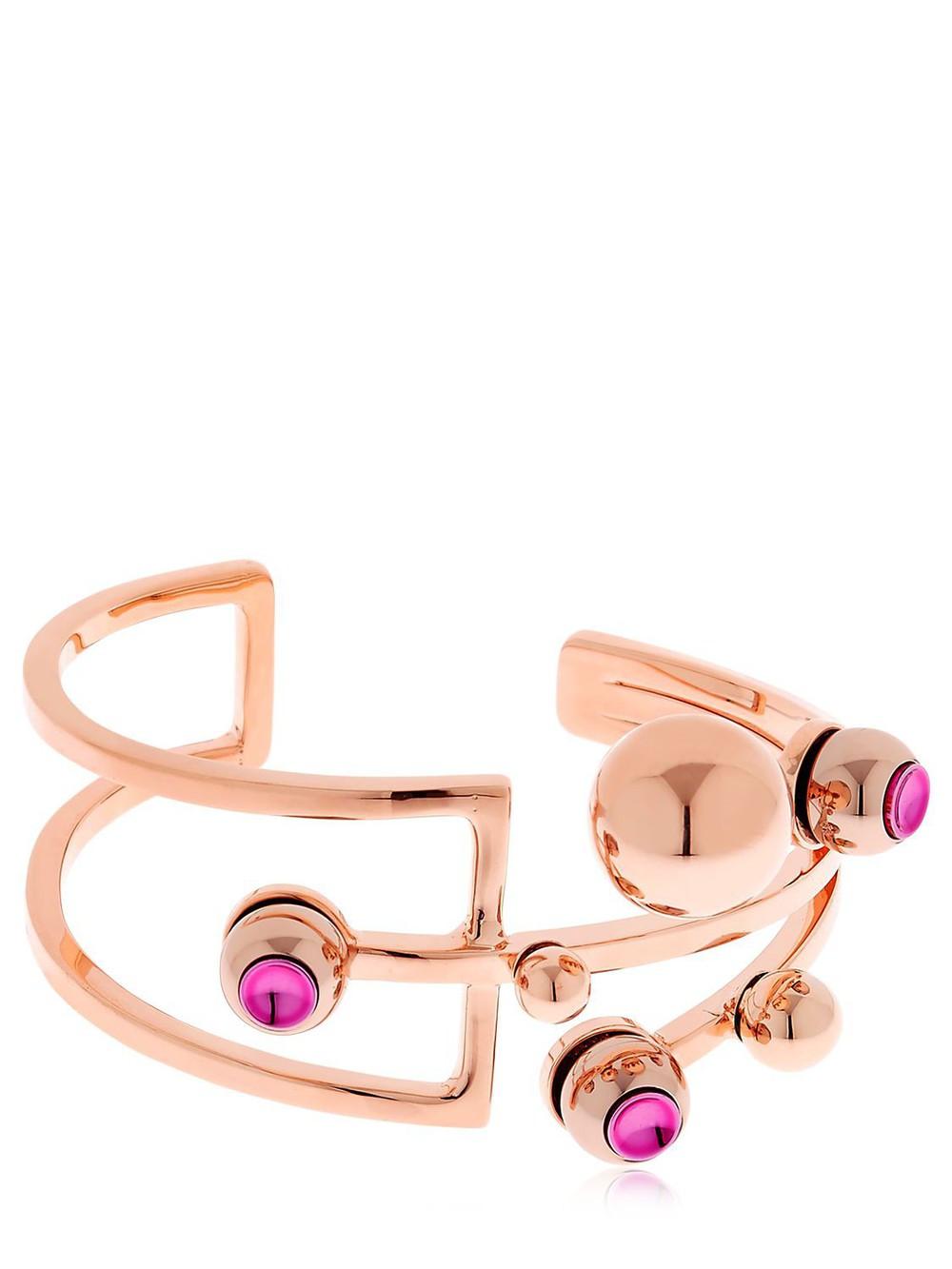 GIULIANA MANCINELLI Mocker Bracelet in gold / rose
