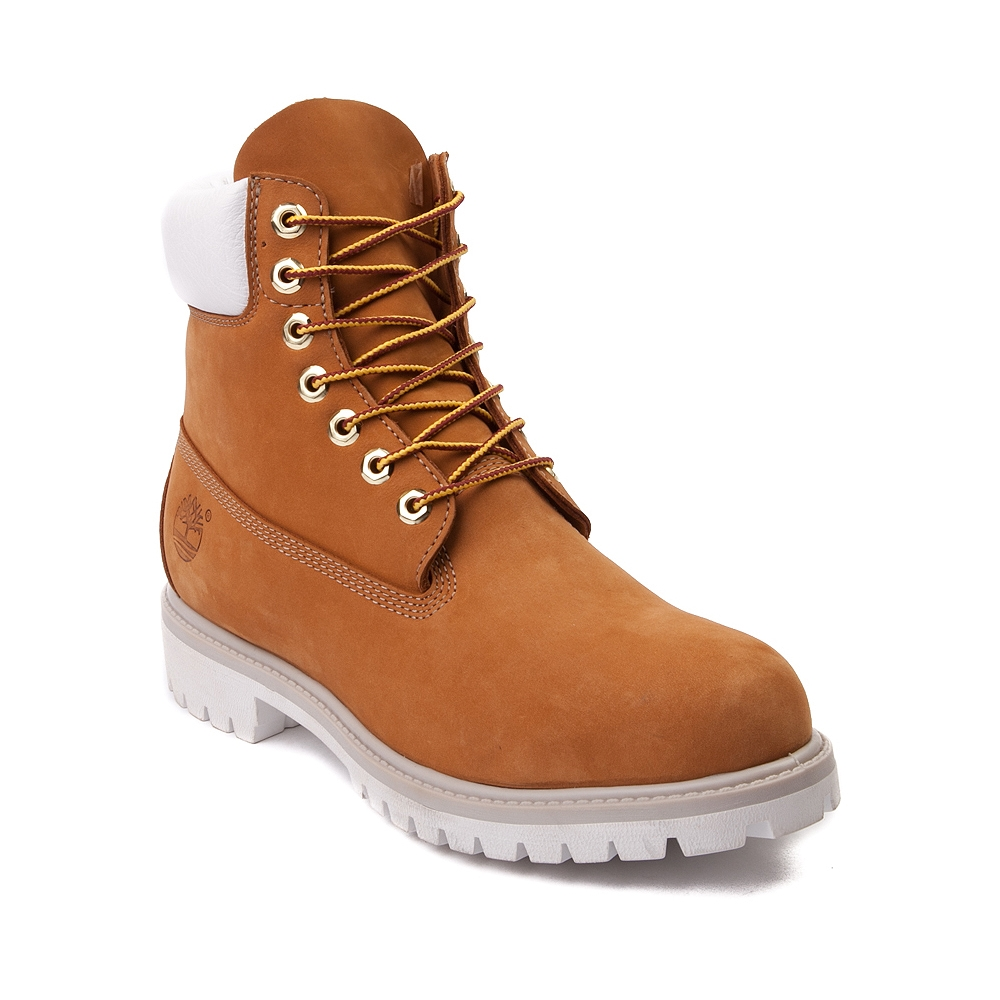 mens timberland 6 classic boot wheat white journeys shoes