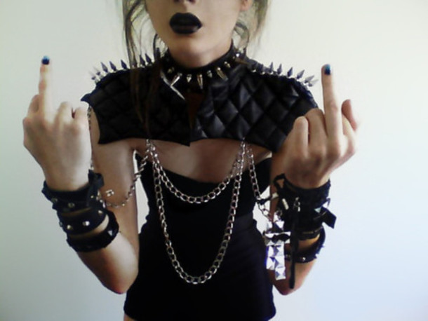 Goth Punk Sex 104