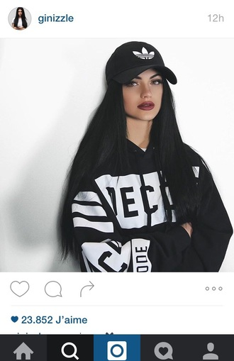 hat adidas baseball cap brand sweater