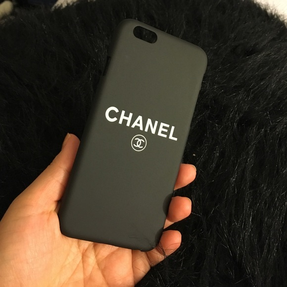 official photos 0d529 53151 CHANEL - iPhone 6s case from Maria's closet on Poshmark