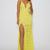 Katniss Dress - Yellow