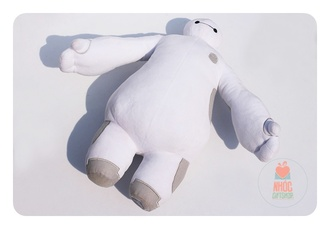 big hero 6 bay max disney stuffed animal home accessory