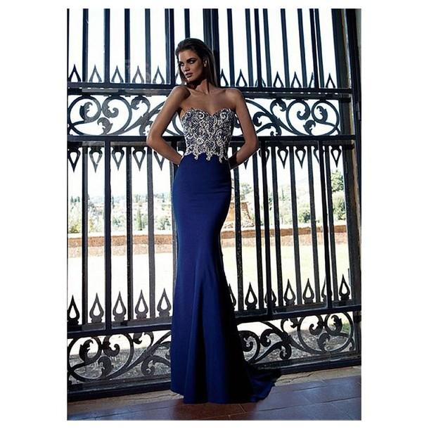 dress mermaid prom dress high-low dresses prom dress
