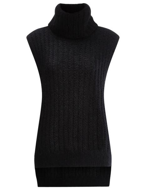 3.1 Phillip Lim turtleneck sleeveless black