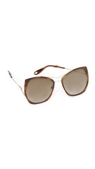 arrow sunglasses aviator sunglasses gold brown