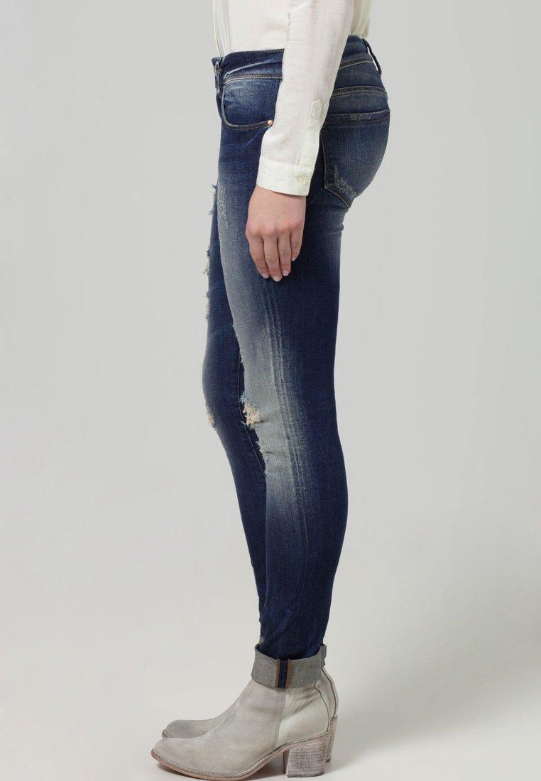 Mavi SERENA - Jeans Slim Fit - partly cloudy artist vintage - Zalando.de