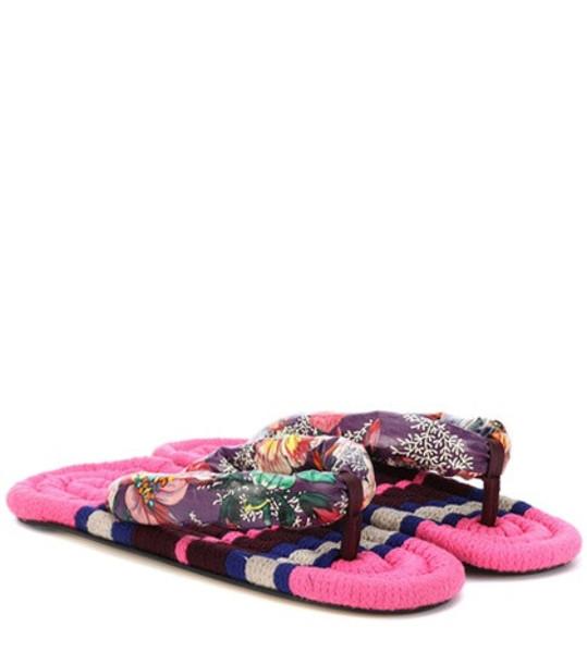 Isabel Marant Honolulu sandals