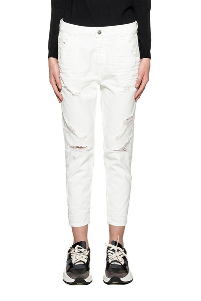Diesel jeans denim white