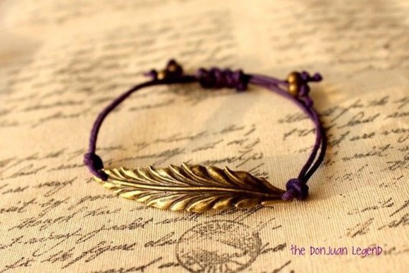 feathers jewels boho vintage fashion free spirit gold