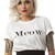 The Meow Tee – Wunderlust